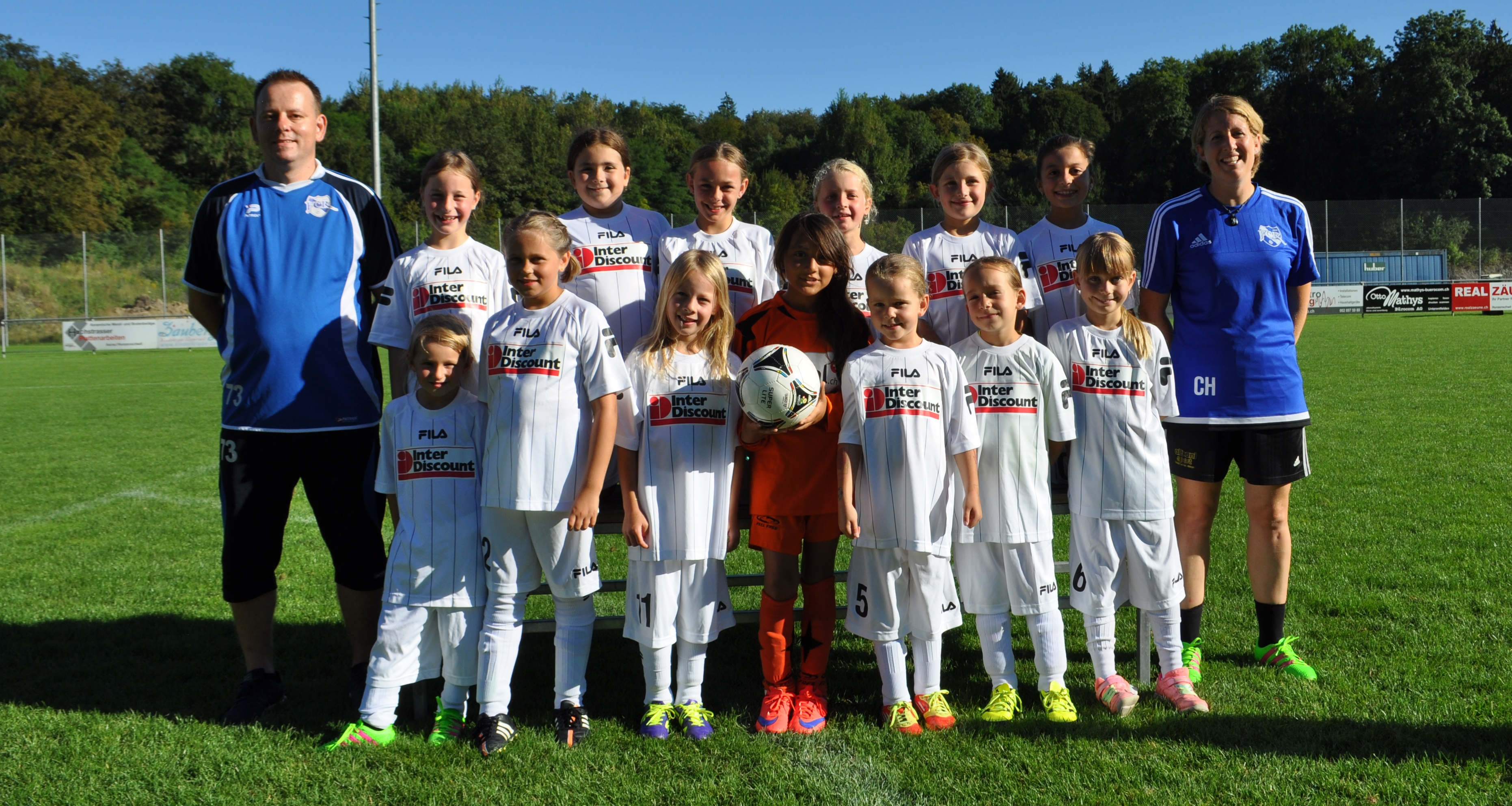 Juniorinnen F