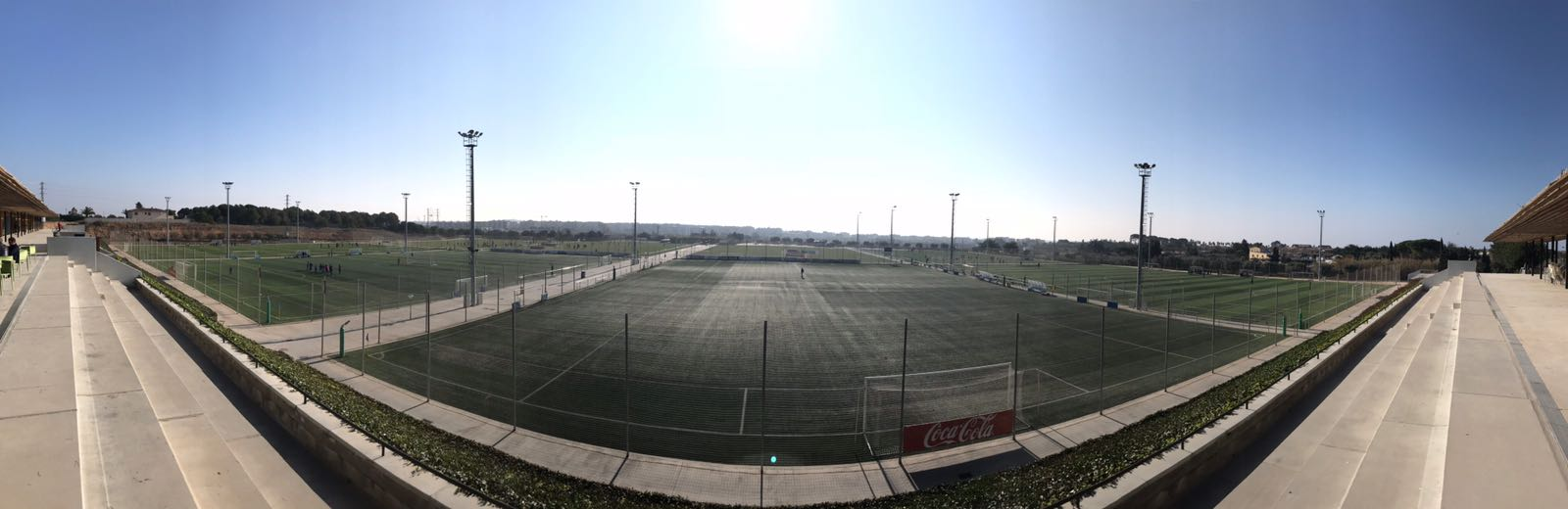 Traningslager_Salou_Ground
